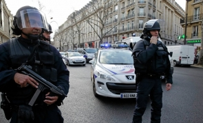 poliția franceză, polițiști francezi