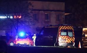 atac armat azil Franța