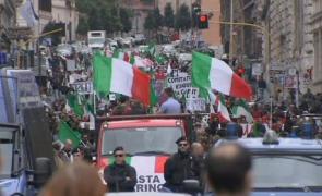 Italia proteste