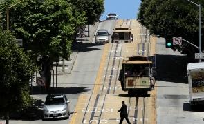 tramvai San Francisco