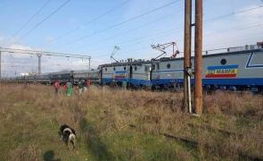 accident feroviar Gorj