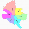 bucuresti harta sectoare