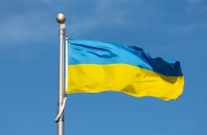 Ucraina steag