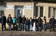 irakieni frontieră Bulgaria