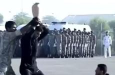 soldați iranieni