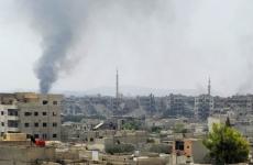 siria bombardamente