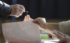 alegeri vot stampila