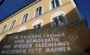 Hitler apartament Austria