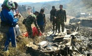 accident aviatic Indonezia