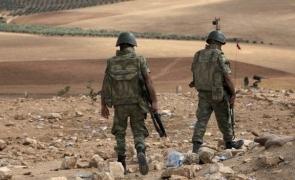 militar turc in siria