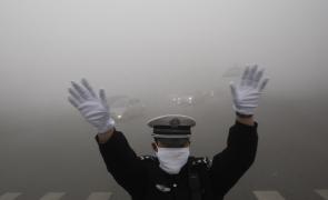 poluare china
