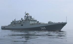 navă de război Rusia