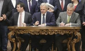 Inquam semnare protocol PSD ALDE