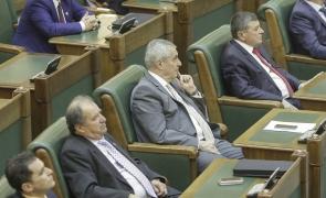 Senat Calin Popescu Tariceanu