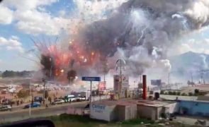explozie Tultepec