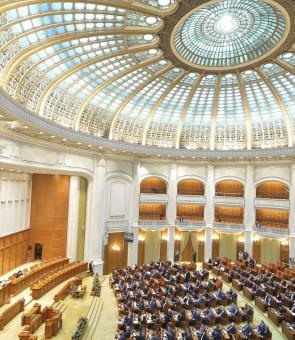 VIDEO - Eugen Nicolicea a sancționat un deputat care l-a reclamat pe Florin Iordache