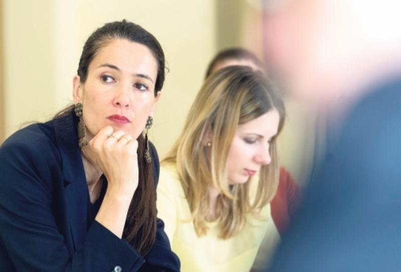 Thumbnail for Drama NEȘTIUTĂ a lui Clotilde Armand: Prin ce TRAGEDIE a trecut lidera USR