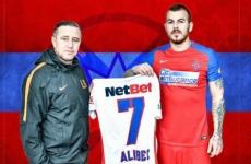 Denis Alibec Steaua