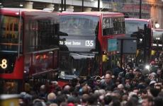 london strike 2017