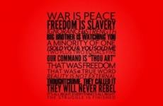 război, pace, libertate, sclavie, ignoranță