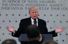 Donald Trump CIA