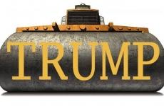 Trump Buldozer