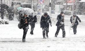 ninsoare, vreme rea, zăpadă