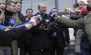Inquam Traian Băsescu la Parchetul General