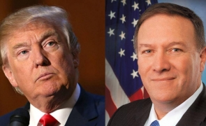 Donald-Trump-vs-Mike-Pompeo