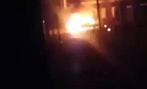 explozie Tripoli
