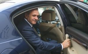 Liviu Dragnea mașină