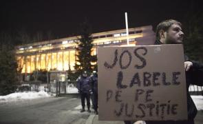 Inquam protest guvern