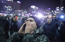Inquam proteste guvern