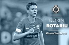 Dorin Rotariu FC Bruges