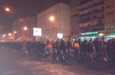 protestatari Sibiu