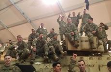 armata sua militari soldati americani