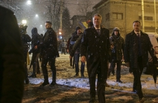 Inquam Klaus Iohannis la protestul de la Cotroceni