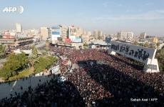 proteste Bagdad