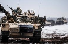 NATO, 3rd Brigade Combat Team, 4th Infantry Division (Iron Brigade)
