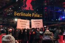 protest actori Berlinale