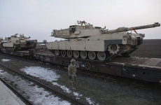 tancuri US Army Kogalniceanu