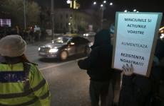 Inquam proteste Piața Victoriei