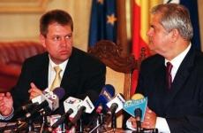 Klaus Iohannis Adrian Năstase