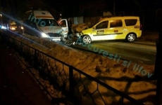TAXI accident