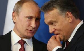 Putin si Orban
