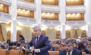 Inquam Florin Iordache in parlament