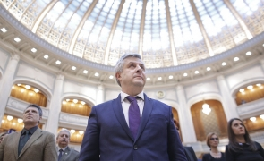 Inquam Florin Iordache in parlament