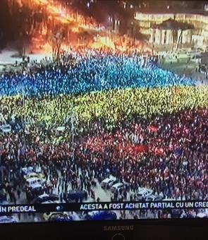 proteste tricolorul