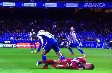 accidentare Fernando Torres