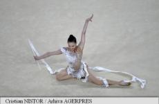 gimnastică ritmică